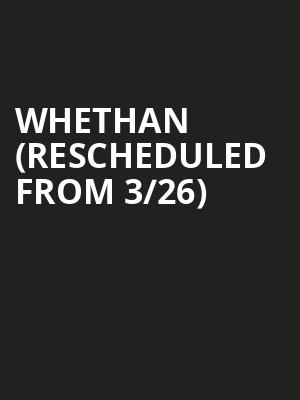 Whethan (Rescheduled from 3/26) at The Novo