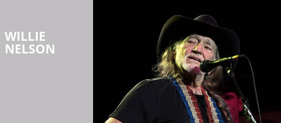 Willie Nelson, Toyota Arena, Los Angeles