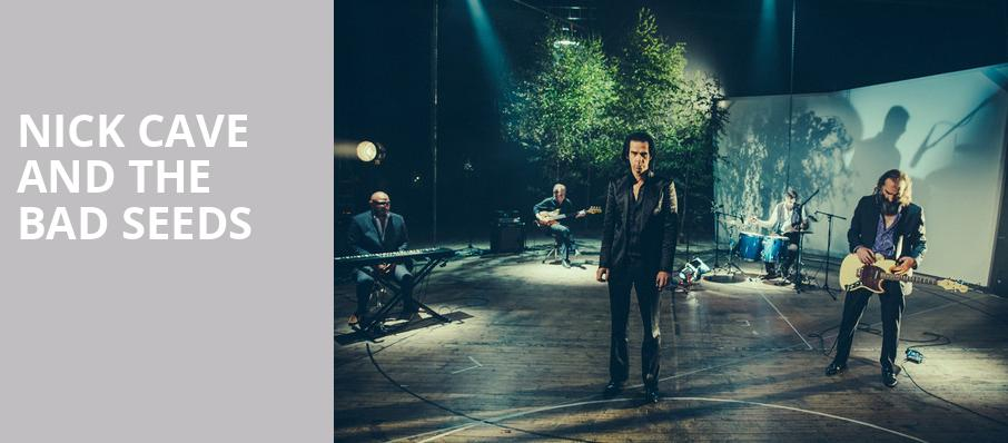 Nick Cave and The Bad Seeds, Ace Hotel, Los Angeles