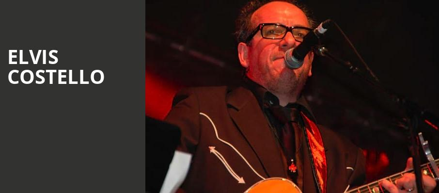 Elvis Costello, Greek Theater, Los Angeles