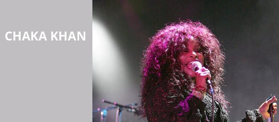 Chaka Khan, Pechanga Entertainment Center, Los Angeles