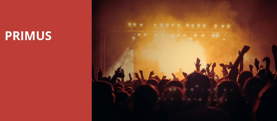 Primus, Greek Theater, Los Angeles
