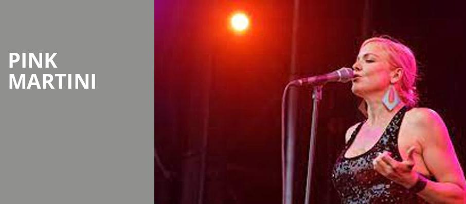 Pink Martini, Ace Hotel, Los Angeles