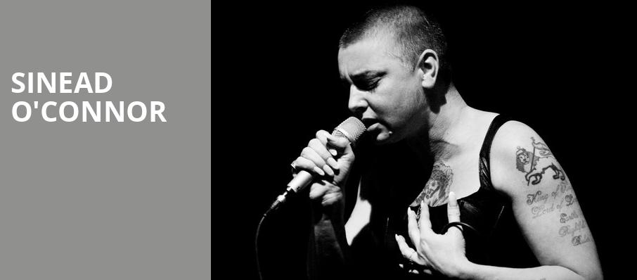 Sinead OConnor, El Rey Theater, Los Angeles