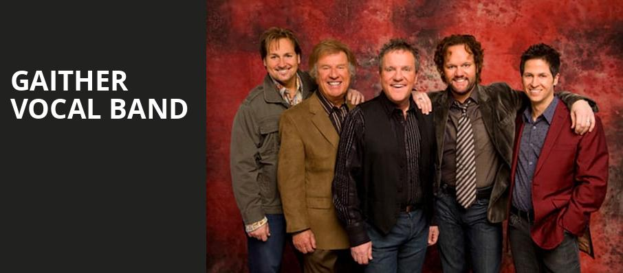 Gaither Vocal Band, Citizens Business Bank Arena, Los Angeles