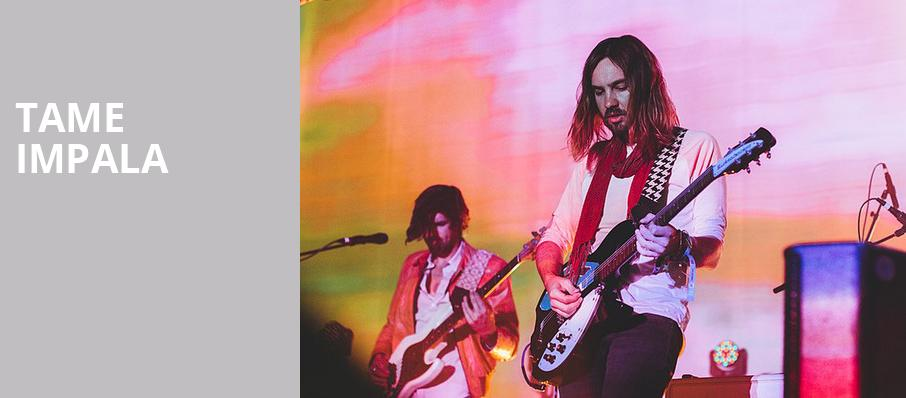 Tame Impala, The Forum, Los Angeles