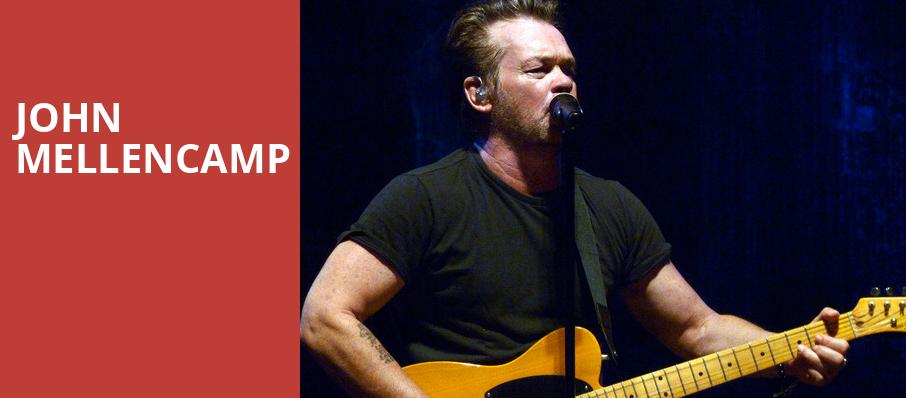 John Mellencamp, Greek Theater, Los Angeles