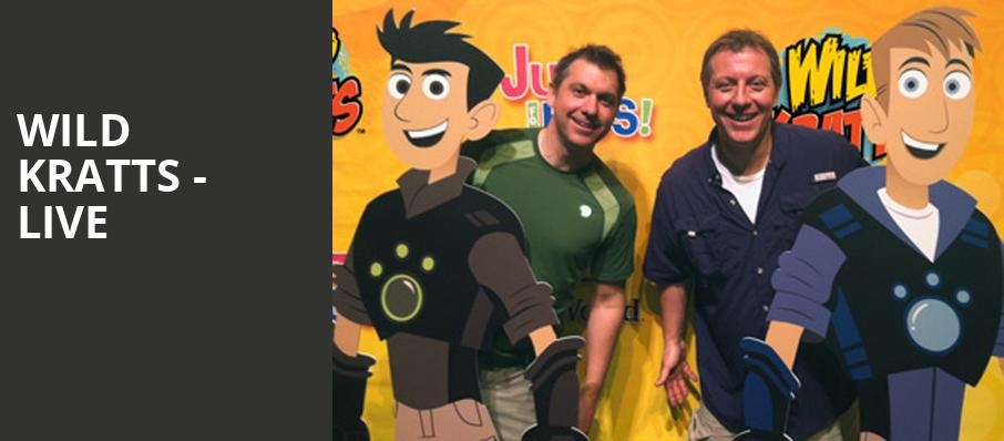 Wild Kratts Live, Dolby Theatre, Los Angeles