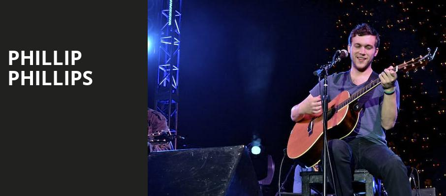 Phillip Phillips, The Fonda Theatre, Los Angeles