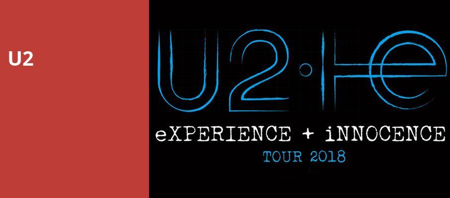 U2, Rose Bowl, Los Angeles