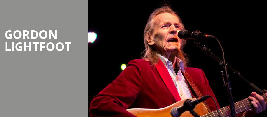 Gordon Lightfoot, The Rose, Los Angeles