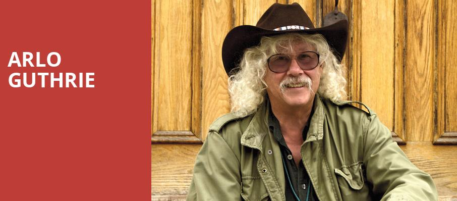 Arlo Guthrie, Fred Kavli Theatre, Los Angeles