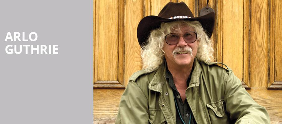 Arlo Guthrie, Cerritos Center, Los Angeles