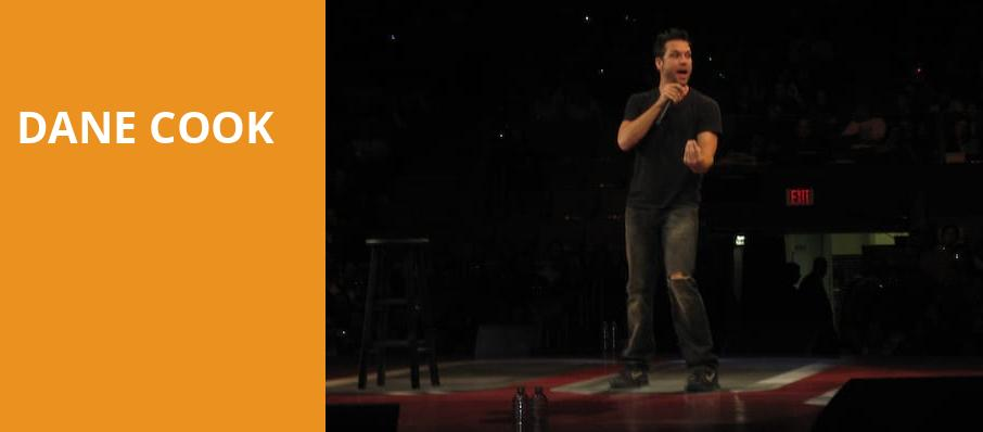 Dane Cook, Dolby Theatre, Los Angeles