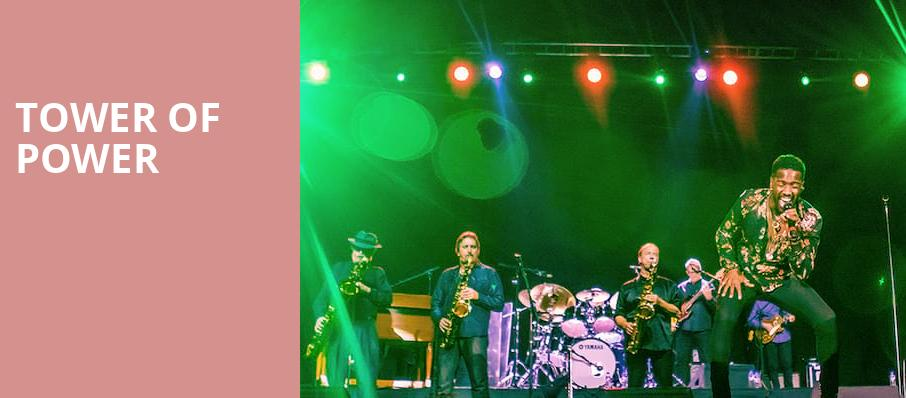 Tower of Power, The Show, Los Angeles