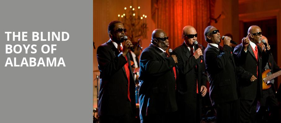 The Blind Boys Of Alabama, Ace Hotel, Los Angeles