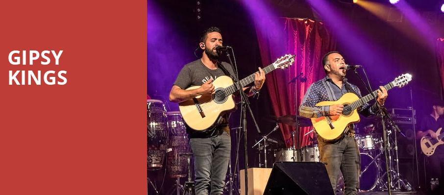 Gipsy Kings, Greek Theater, Los Angeles