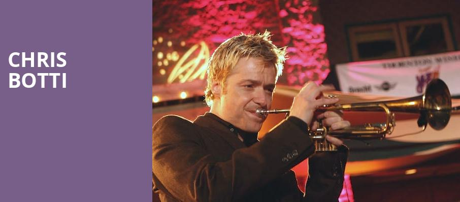 Chris Botti, The Wiltern, Los Angeles