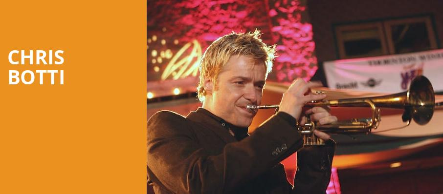 Chris Botti, Cerritos Center, Los Angeles