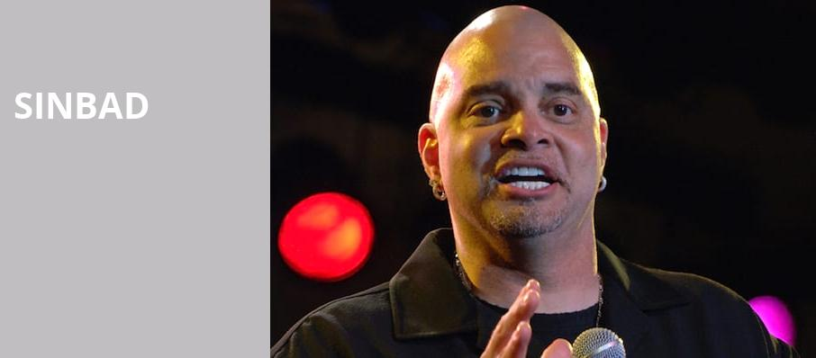Sinbad, Fox Performing Arts Center, Los Angeles