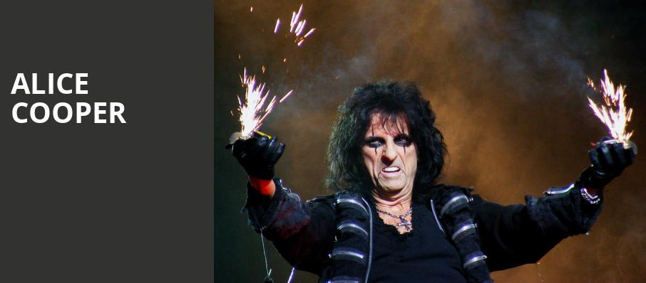 Alice Cooper, Pechanga Entertainment Center, Los Angeles