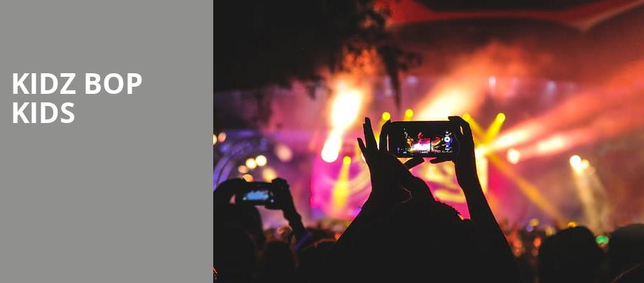 Kidz Bop Kids, Toyota Arena, Los Angeles