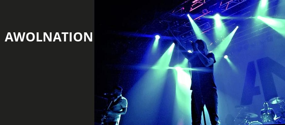 Awolnation, Greek Theater, Los Angeles