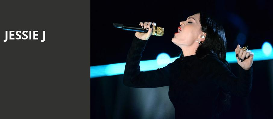 Jessie J, The Wiltern, Los Angeles