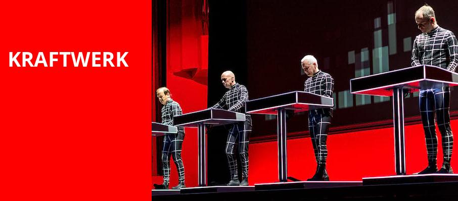 Kraftwerk, Shrine Auditorium, Los Angeles