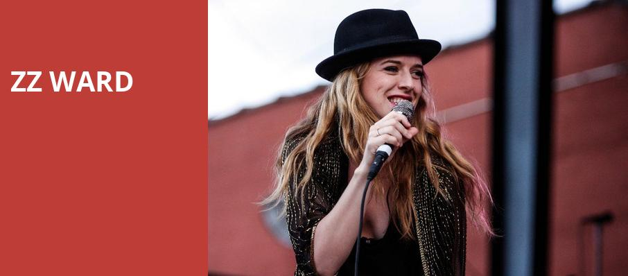 ZZ Ward, Troubadour, Los Angeles