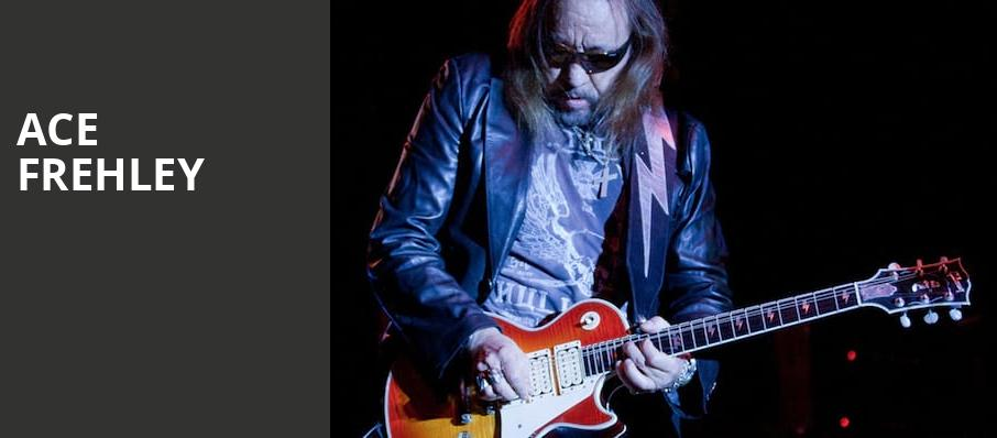 Ace Frehley, Canyon Club, Los Angeles