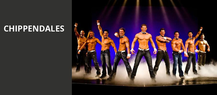 Chippendales, House of Blues, Los Angeles
