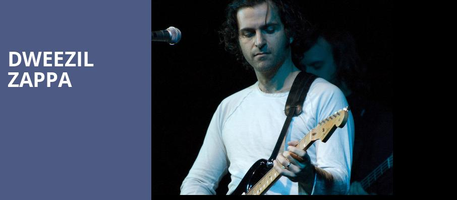 Dweezil Zappa, The Rose, Los Angeles