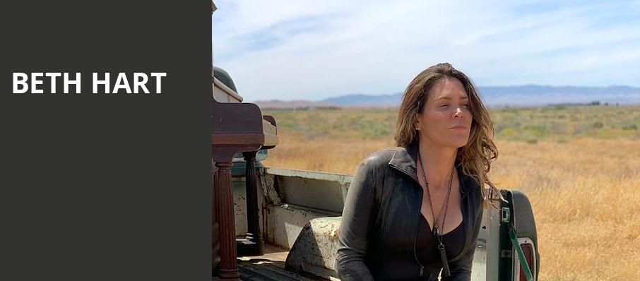 Beth Hart, Ace Hotel, Los Angeles