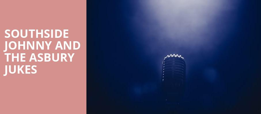 Southside Johnny and The Asbury Jukes, The Rose, Los Angeles
