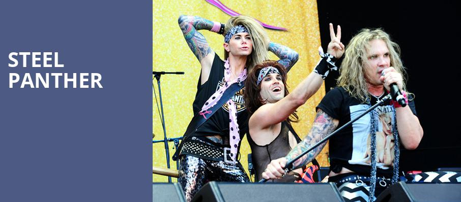 Steel Panther, Whisky A Go Go, Los Angeles