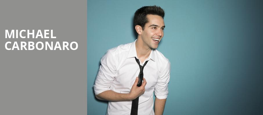 Michael Carbonaro, Pechanga Entertainment Center, Los Angeles