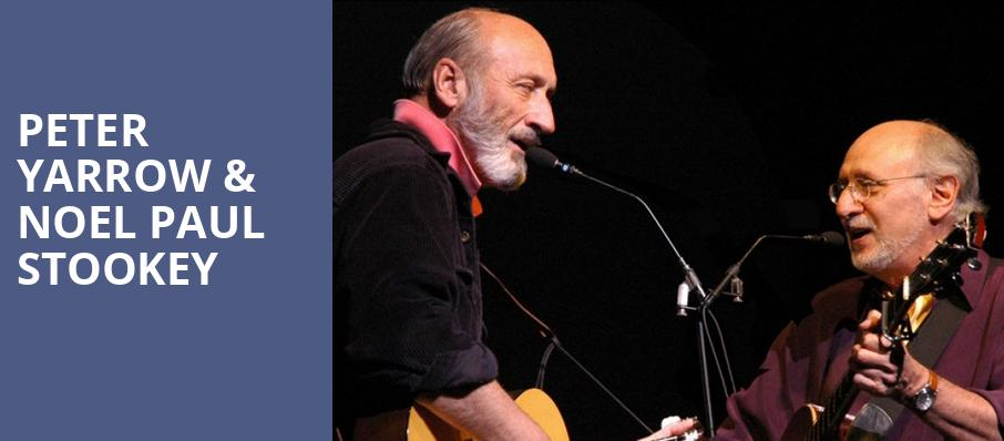 Peter Yarrow Noel Paul Stookey, Fred Kavli Theatre, Los Angeles