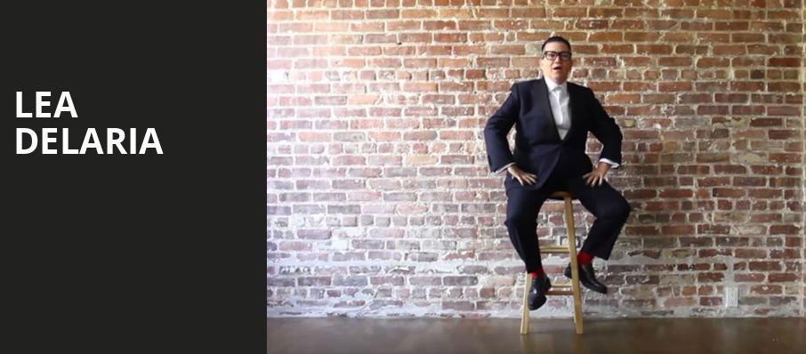 Lea DeLaria, The Theatre at Ace, Los Angeles
