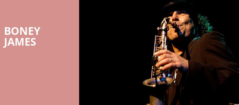 Boney James, Long Beach Terrace Theater, Los Angeles