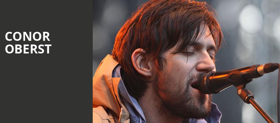 Conor Oberst, Greek Theater, Los Angeles