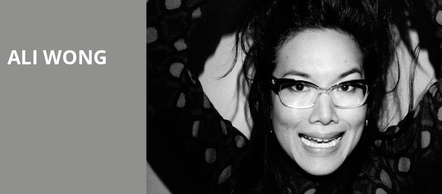 Ali Wong, Fred Kavli Theatre, Los Angeles