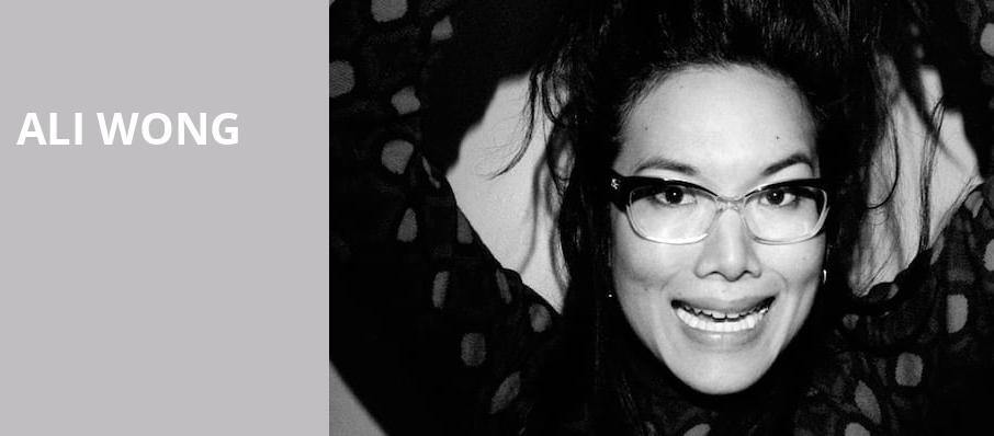 Ali Wong, Grove of Anaheim, Los Angeles