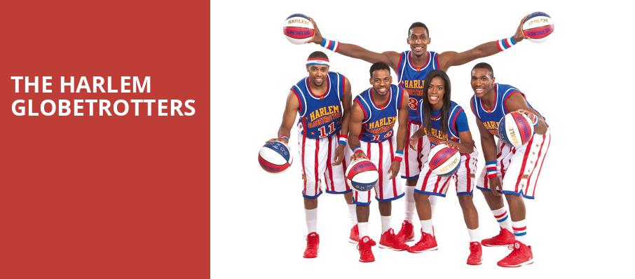 The Harlem Globetrotters, Staples Center, Los Angeles