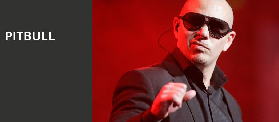 Pitbull, Pechanga Entertainment Center, Los Angeles