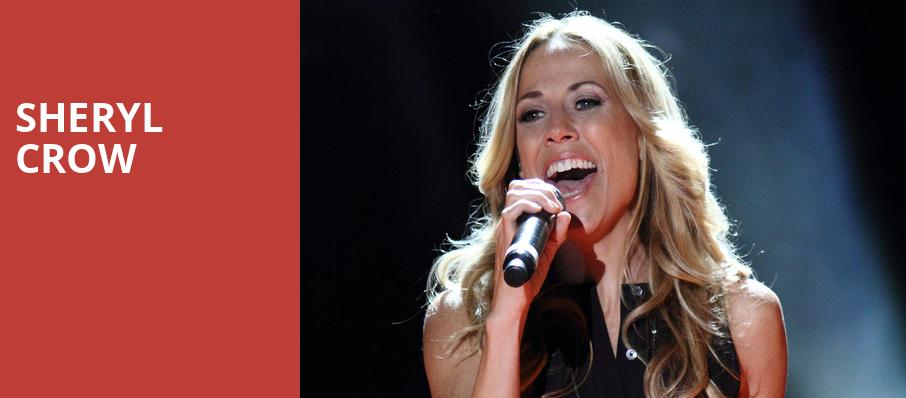 Sheryl Crow, The Theatre at Ace, Los Angeles