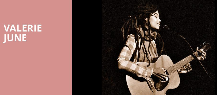 Valerie June, El Rey Theater, Los Angeles