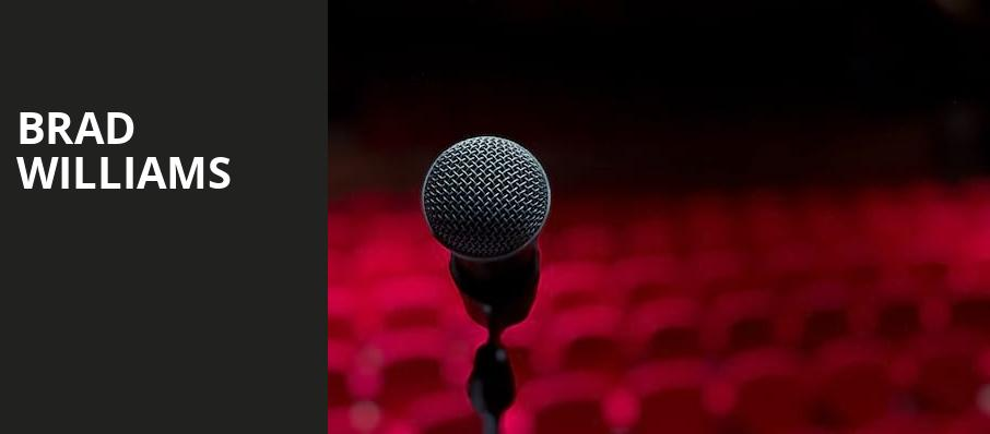 Brad Williams, Spotlight 29 Casino, Los Angeles
