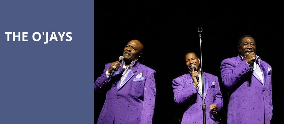 The Ojays, Pechanga Entertainment Center, Los Angeles