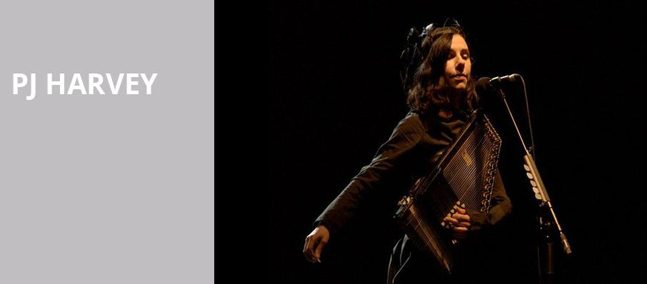 PJ Harvey, Greek Theater, Los Angeles